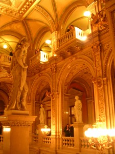 Vienna Opera House Small